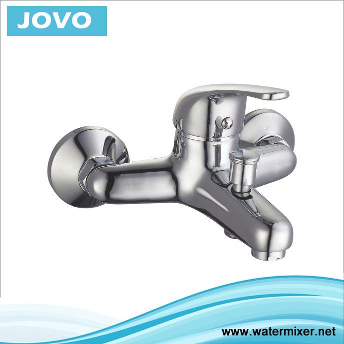 Economic Single Handle Brass Body Bath Mixer Faucet (JV 70702)