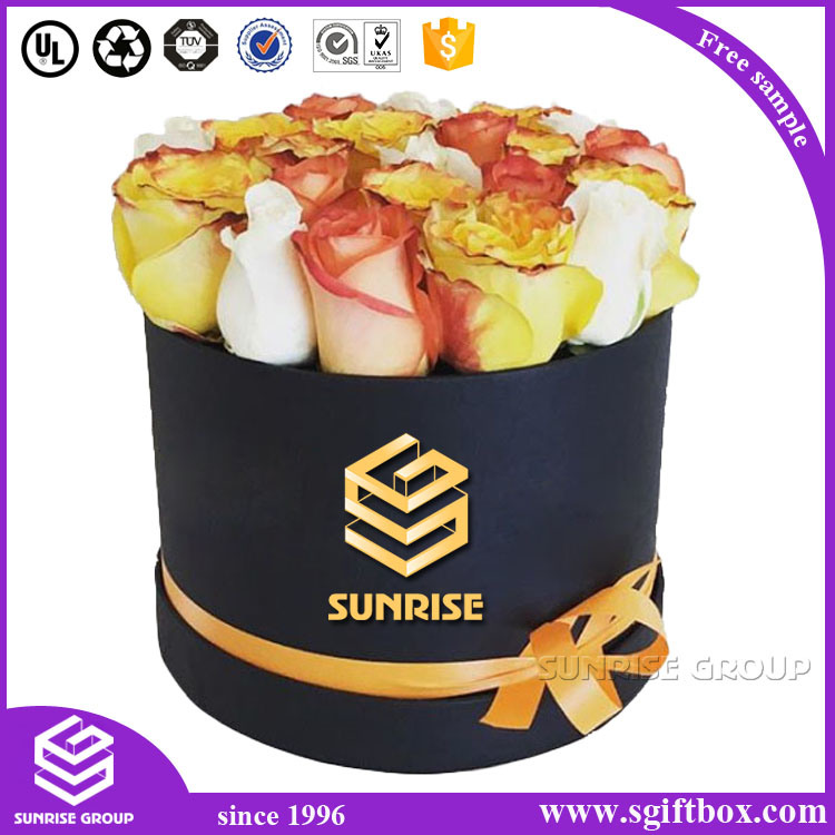 Cylinder Custom Printing Tube Cardboard Paper Packaging Round Box