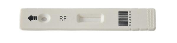 Rapid Clinical Fluorescence Immunoassay Test Kits for RF