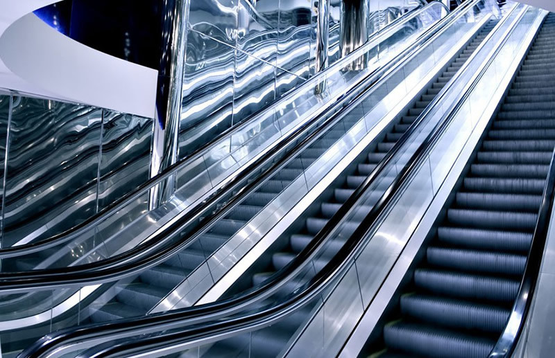 Heavy Duty Escalator for Public Transportation Center