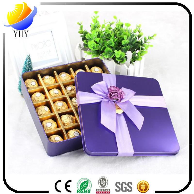 High-Grade Gift Packaging Chocolate Box