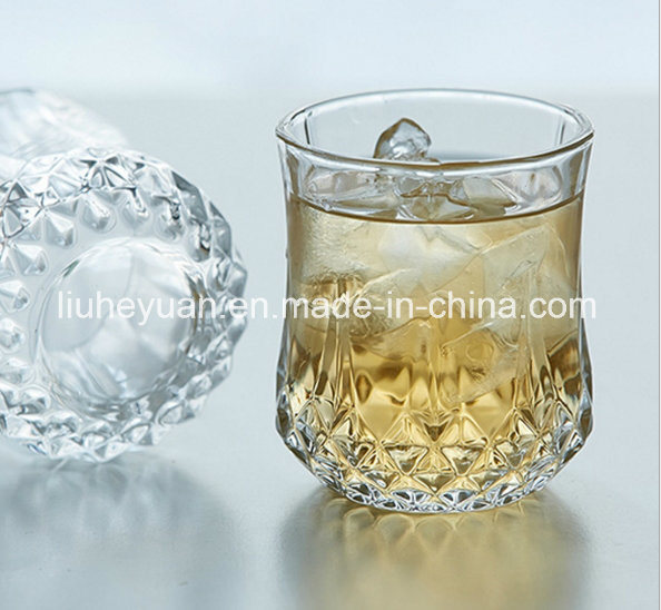 210ml Diamond, High Quality Adn Creative Whisky Glass Cup