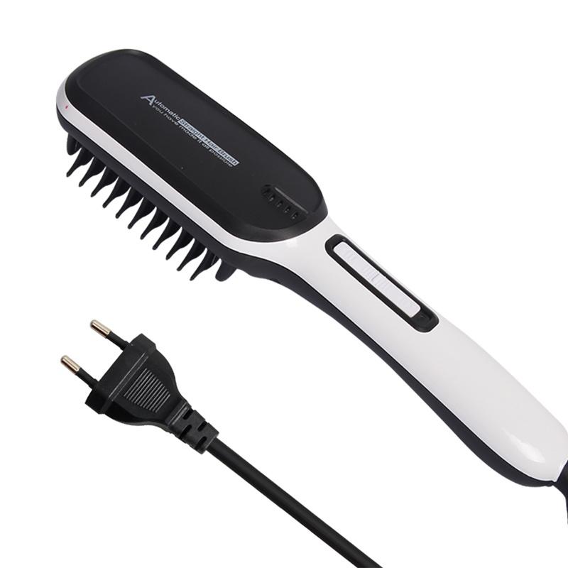 Ufree Electric Hair Straightener Brush Electric Hair Comb