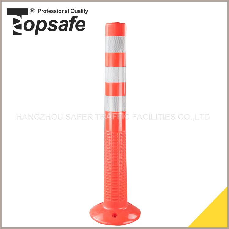 PU Flexible Traffic Warning Post/Flexible Post (S-1404)