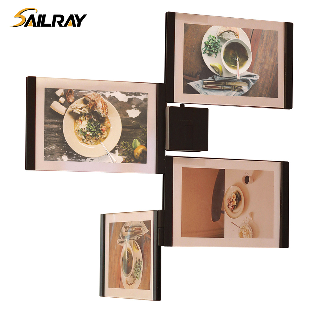 """5""""*7""""Leggy Horse New Style Acrylic PU Photo Frame/Picture Frame with Magical Moudle"""
