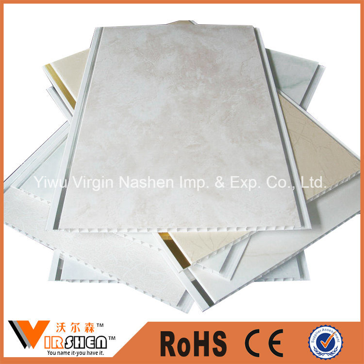 Building Material PVC Ceiling Designes PVC Wall Panel Price