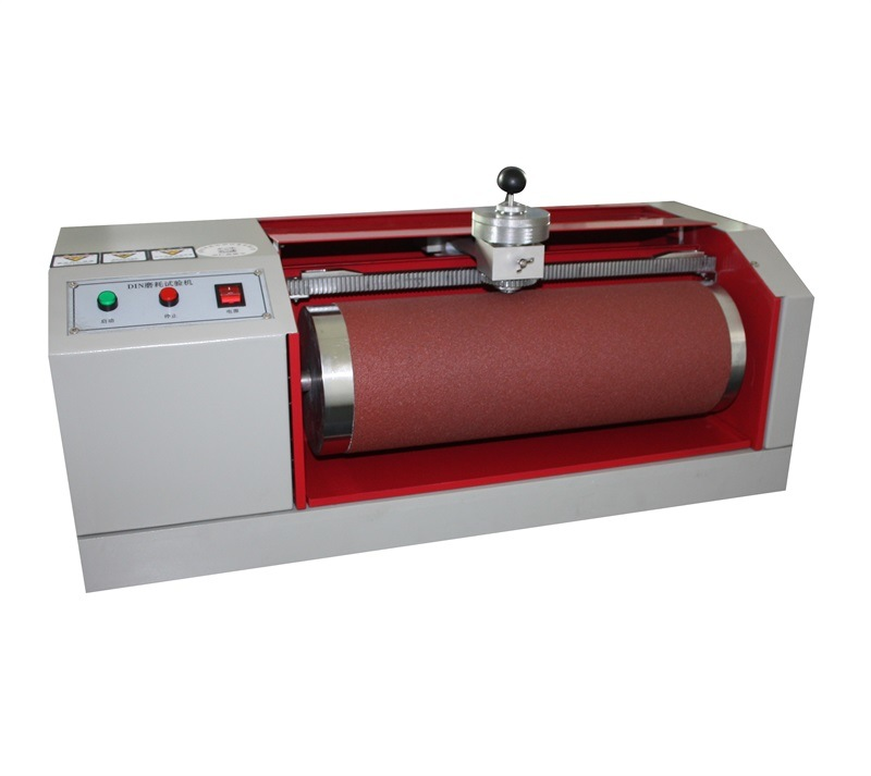 One Station Roller DIN Standard Rubber Abrasion Testing Machine