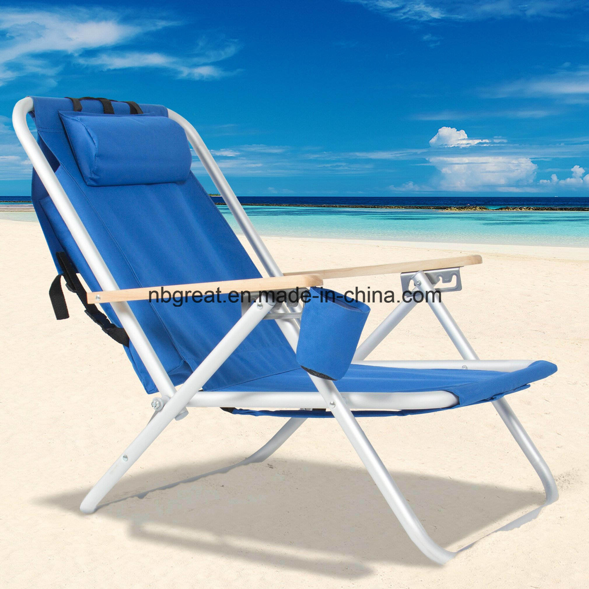 Outdoor Backpack Beach Chair