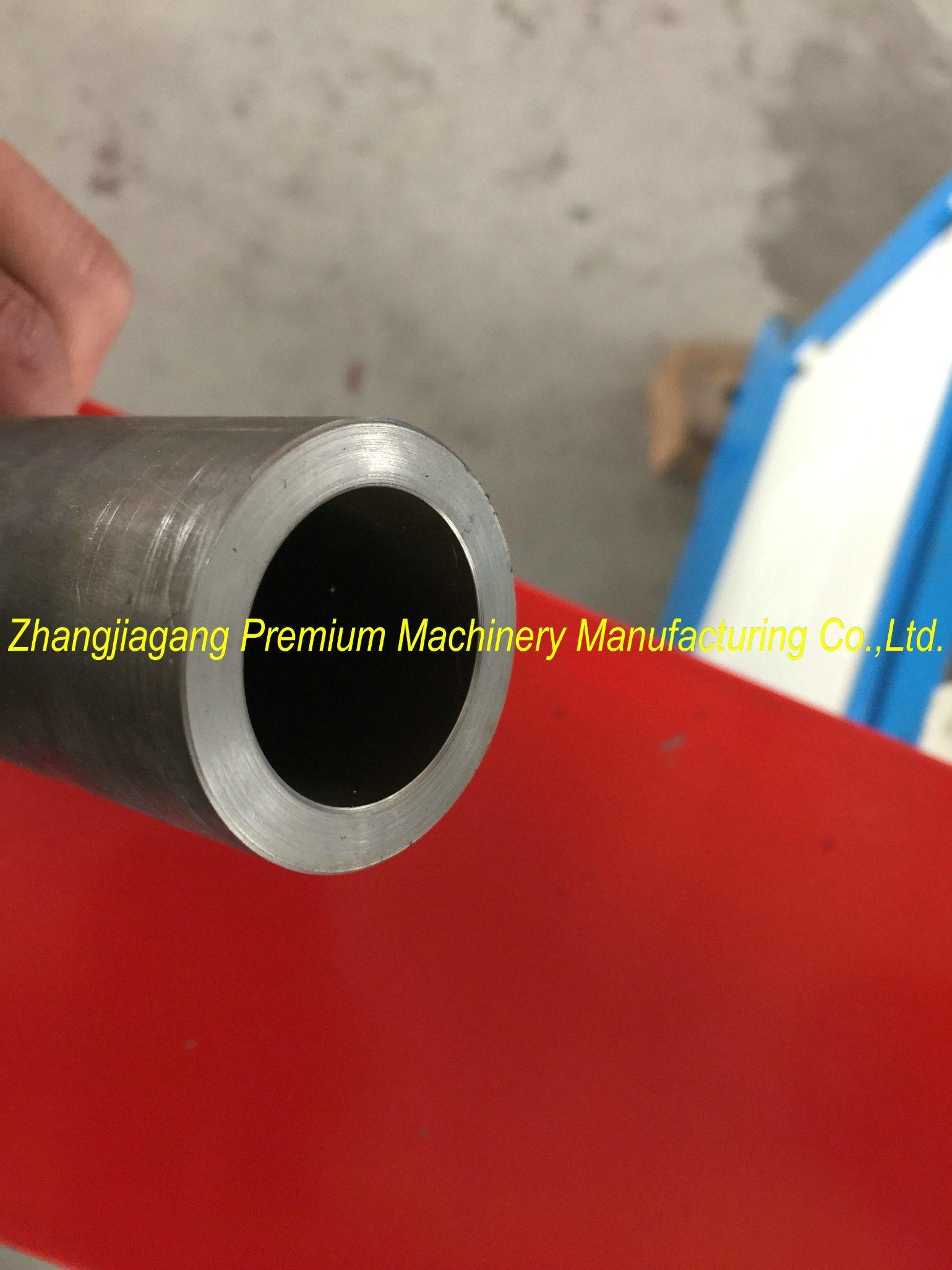Plm-Fa80 Double Head Tube Chamfering Machine for Bar Chamfering