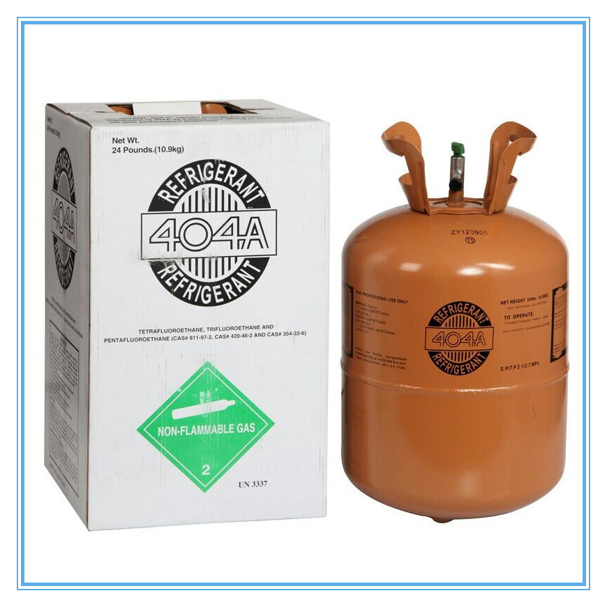 Refrigerant Gas R404A for Air Conditioner