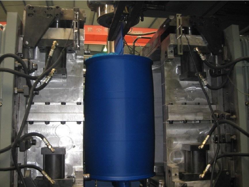 HDPE Barrel Extrusion Blow Molding Machine
