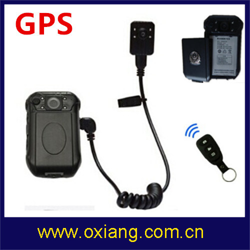 2.0 Inch Waterproof Portable Police Camera Full HD1080p Wireless Police Wearable Camera Recorder Zp605