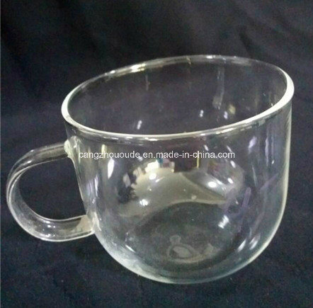 Wonderful Customized Transparent Glass Cup