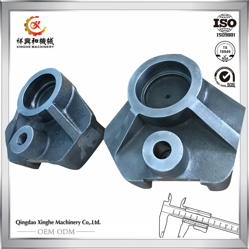Cast Iron Water Pump Iron Cast Pump Casing Bearing Housing