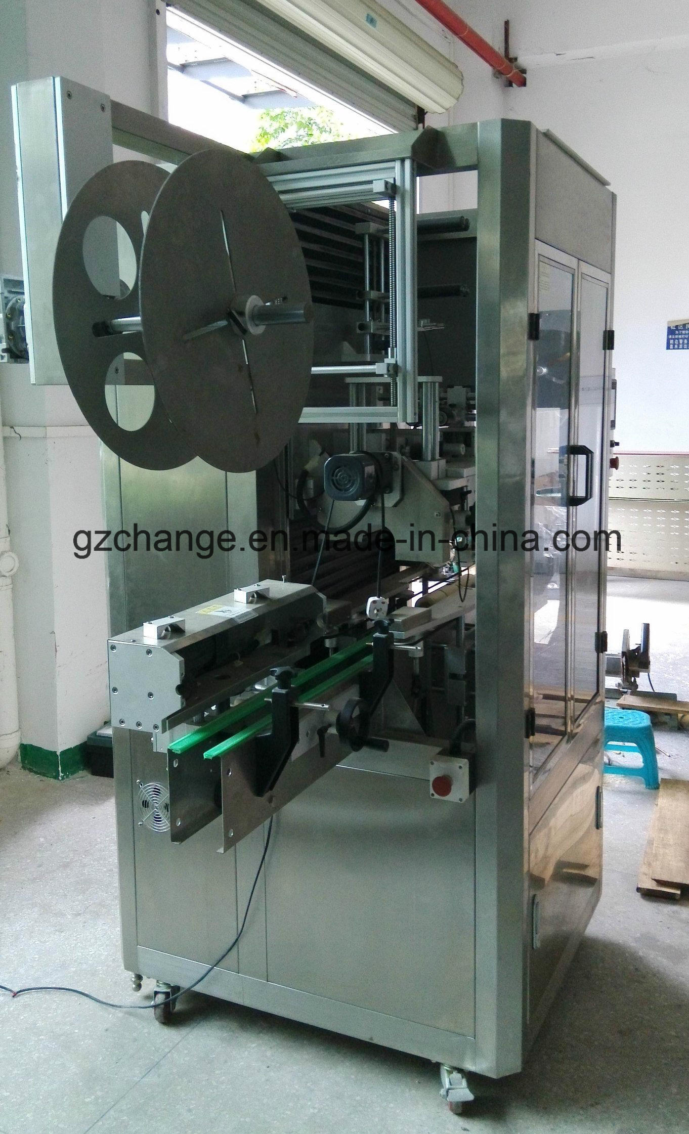 High Speed Drinking Water Labeling Machine