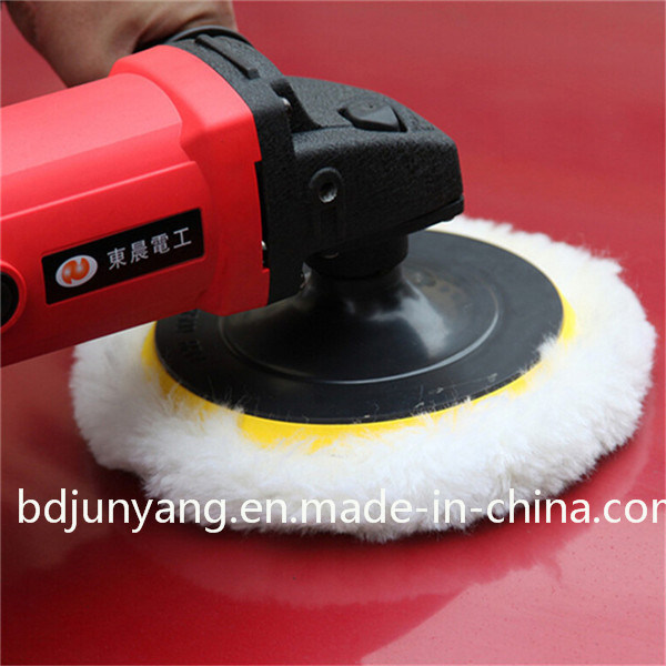 Eco-Friendly 100% Felt Buff Polishing Wheel for Finishing and Polishing