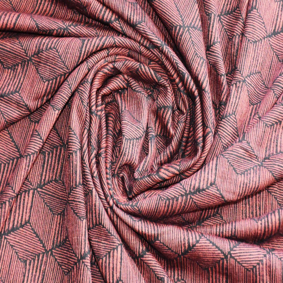 100%Rayon Printed Fabric for Clothing