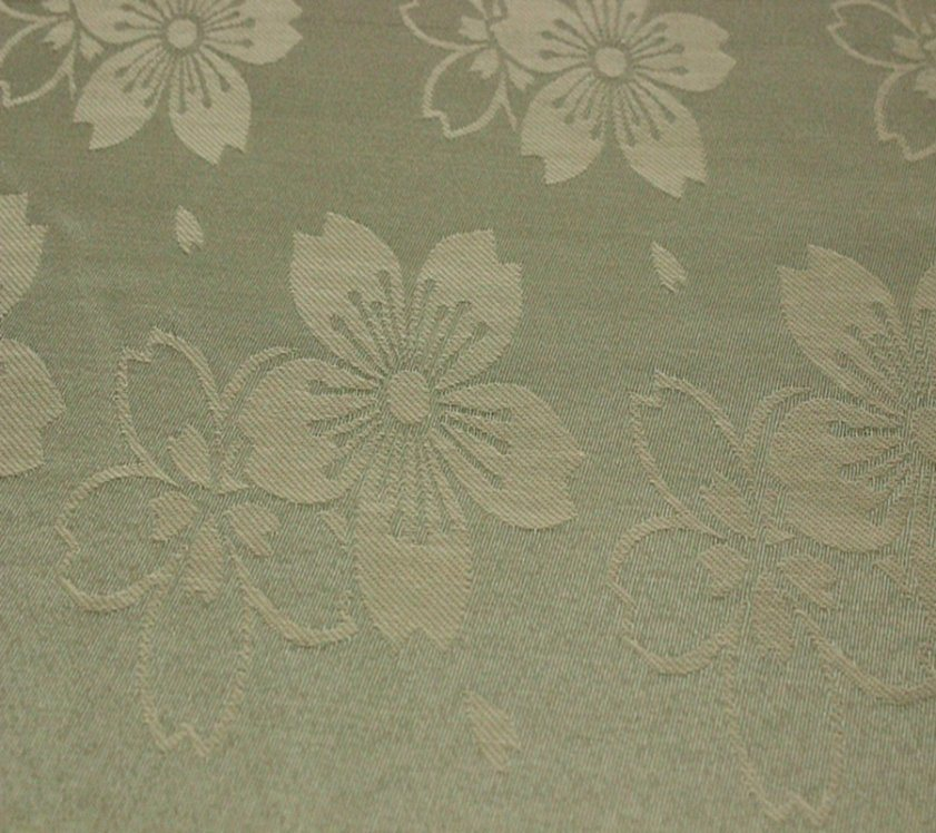 Window Upholstery Jacquard Polyester Curtain Decorative Fabric
