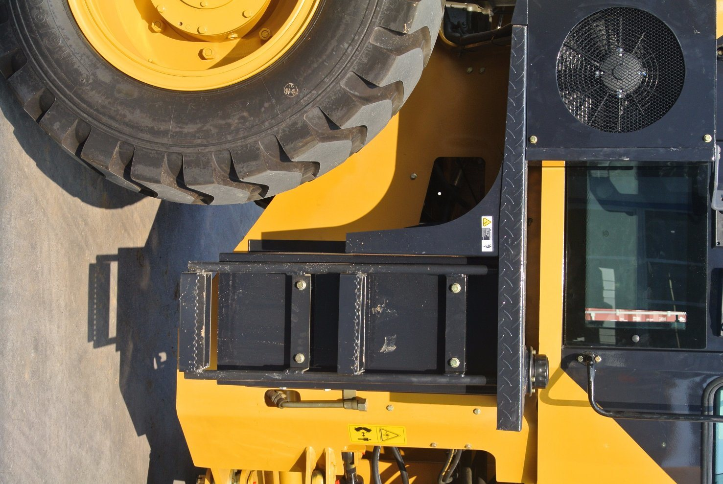 China Factory New Design 2.8ton Front End Wheelloader with Ce