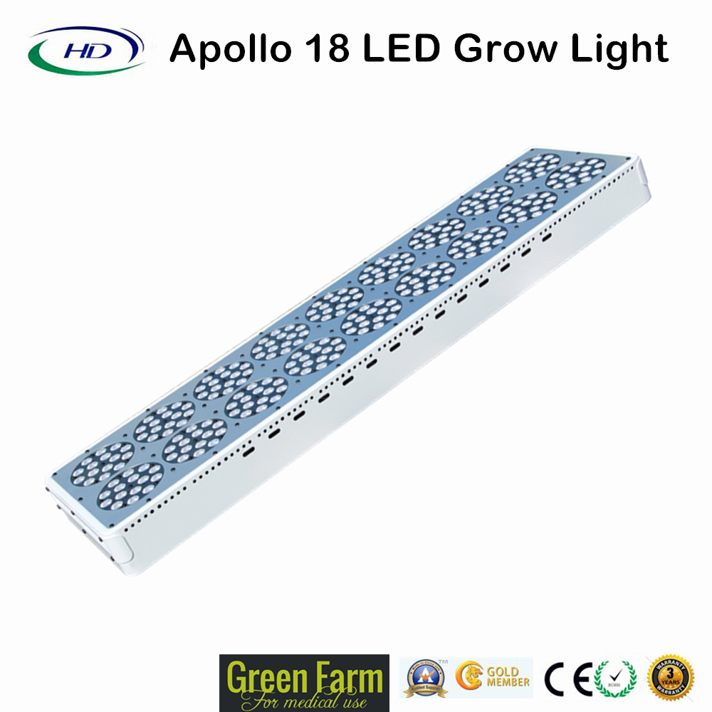 Apollo 18 Epileds LED Grow Light for Vigorous Growth