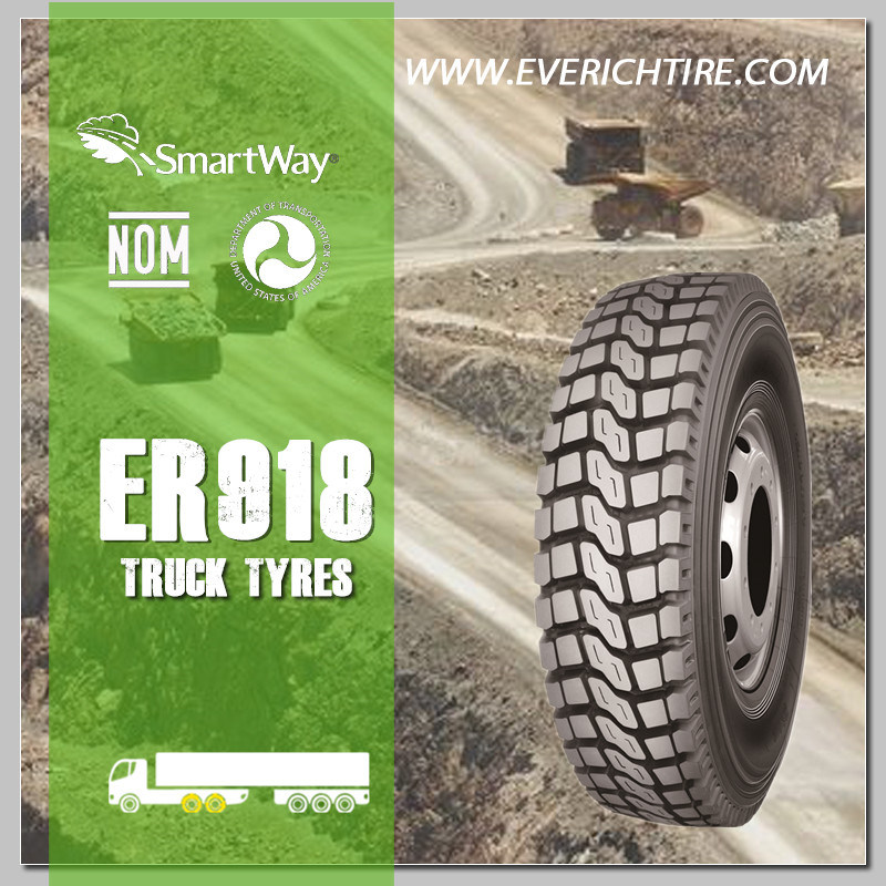 Mining Tyre / Radial Truck Tyre/TBR Tyres (10.00R20 11.00R20 12.00R20)