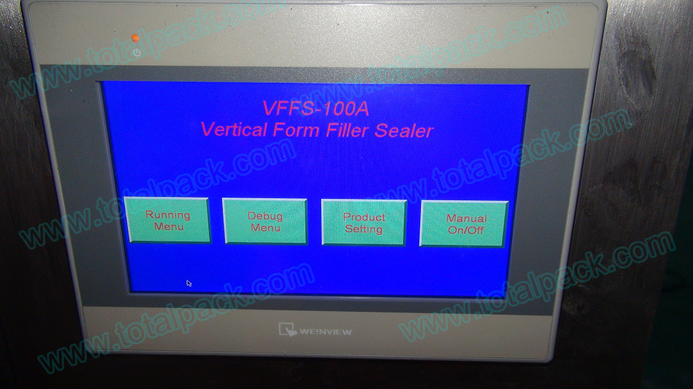 Automatic Vertical Pouch Filler Sealer for Granule (VFFS-300A)
