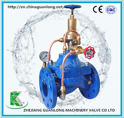 Automatic Oblique Safety Pressure Relief Valve (430X)