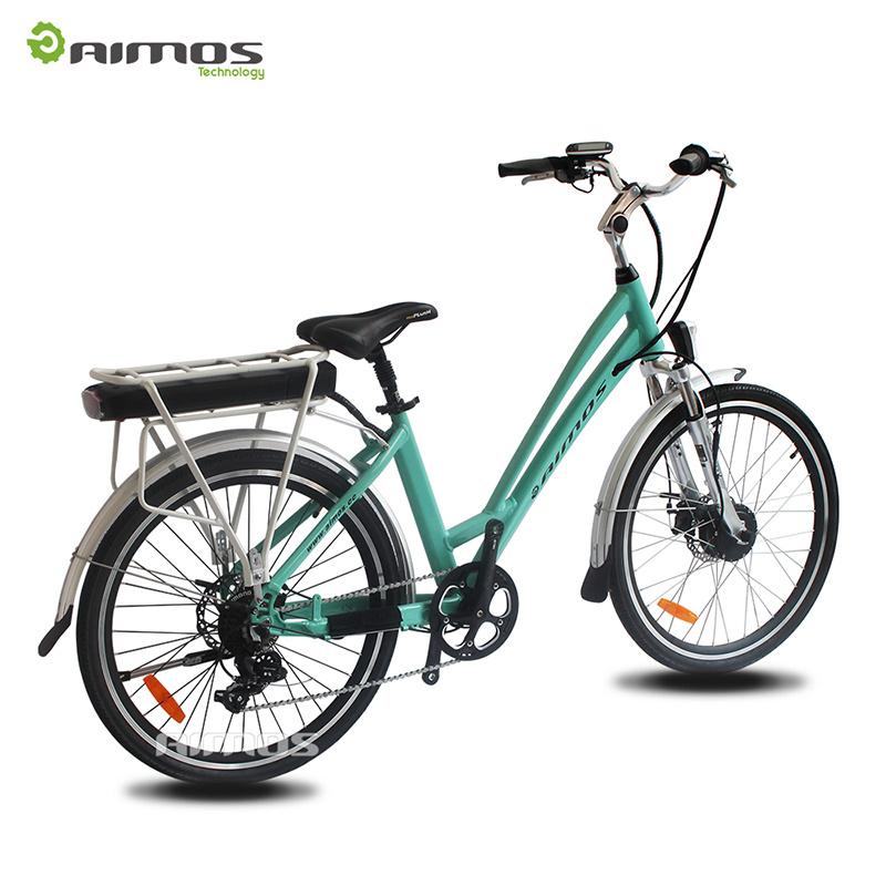 City & off-Road 250W 36V Green Power Ebike