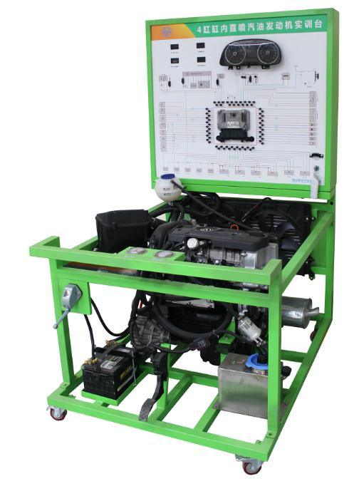 Inline Four-Cylinder Gasoline with Wet Type Four-Speed Automatic Training Equipment