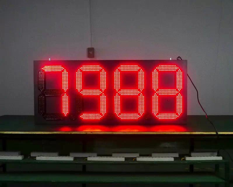 18 Inch Gas Price LED Sign
