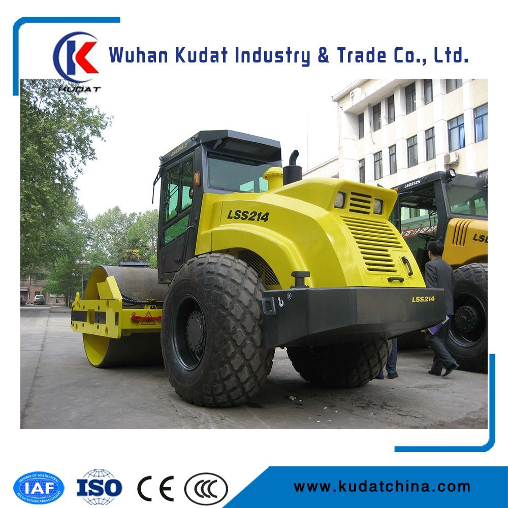 Sinle Drum Road Roller 12tons for Sale