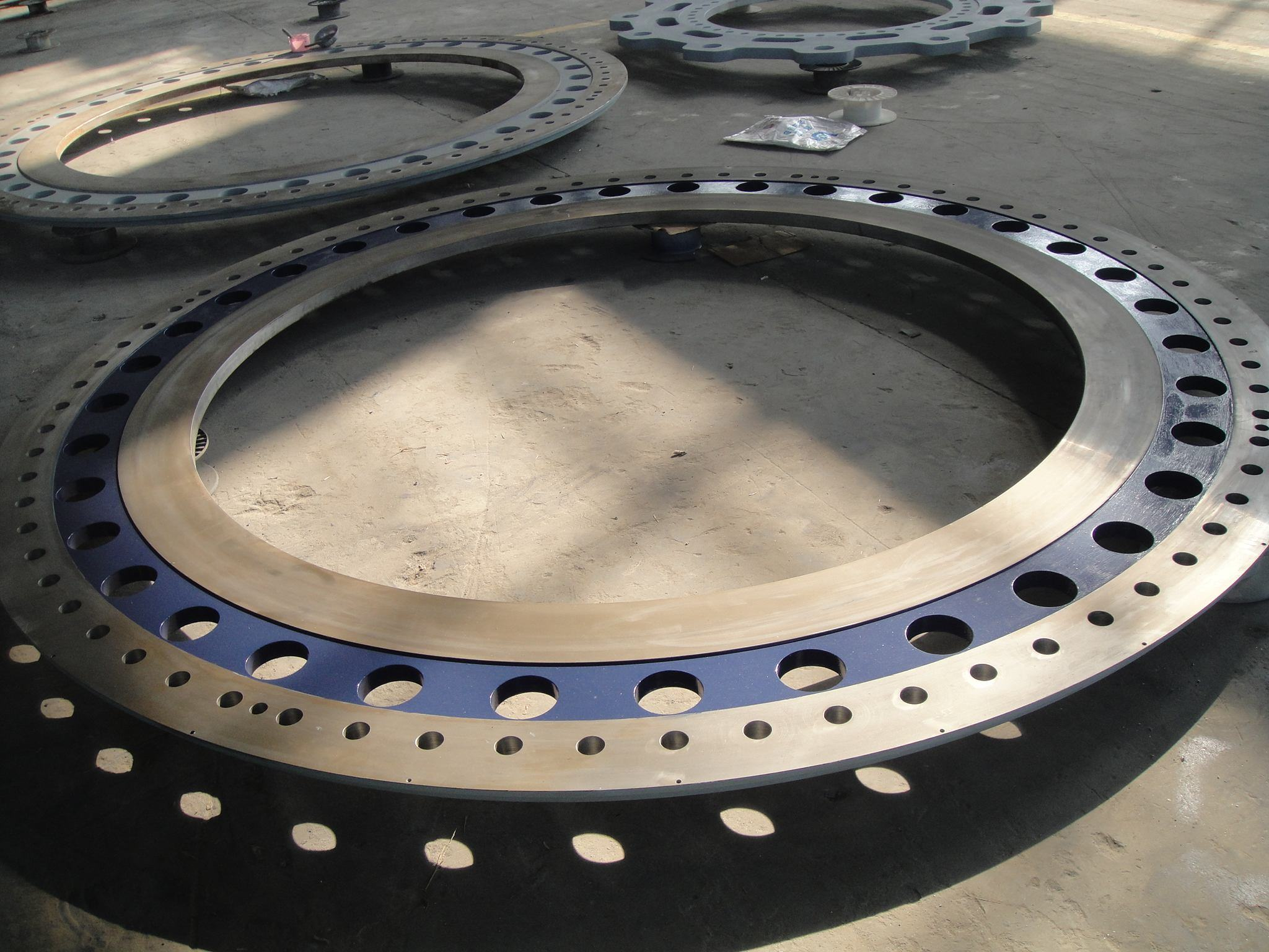 Carbon Steel GOST DIN En Forged Flange