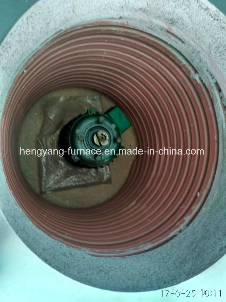 Fast Melt Copper Furnace