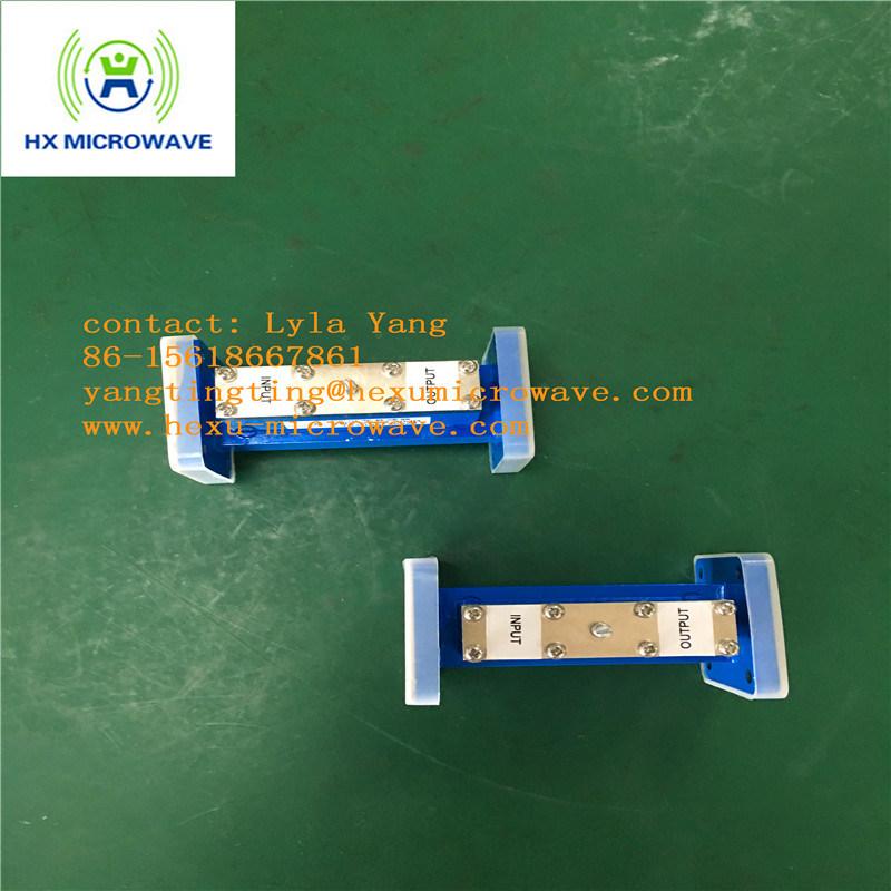 Hexu Microwave Wr90 Tunable Waveguide Attenuator