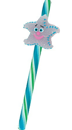 Sea Stick and Friend Jelly Pop Candy