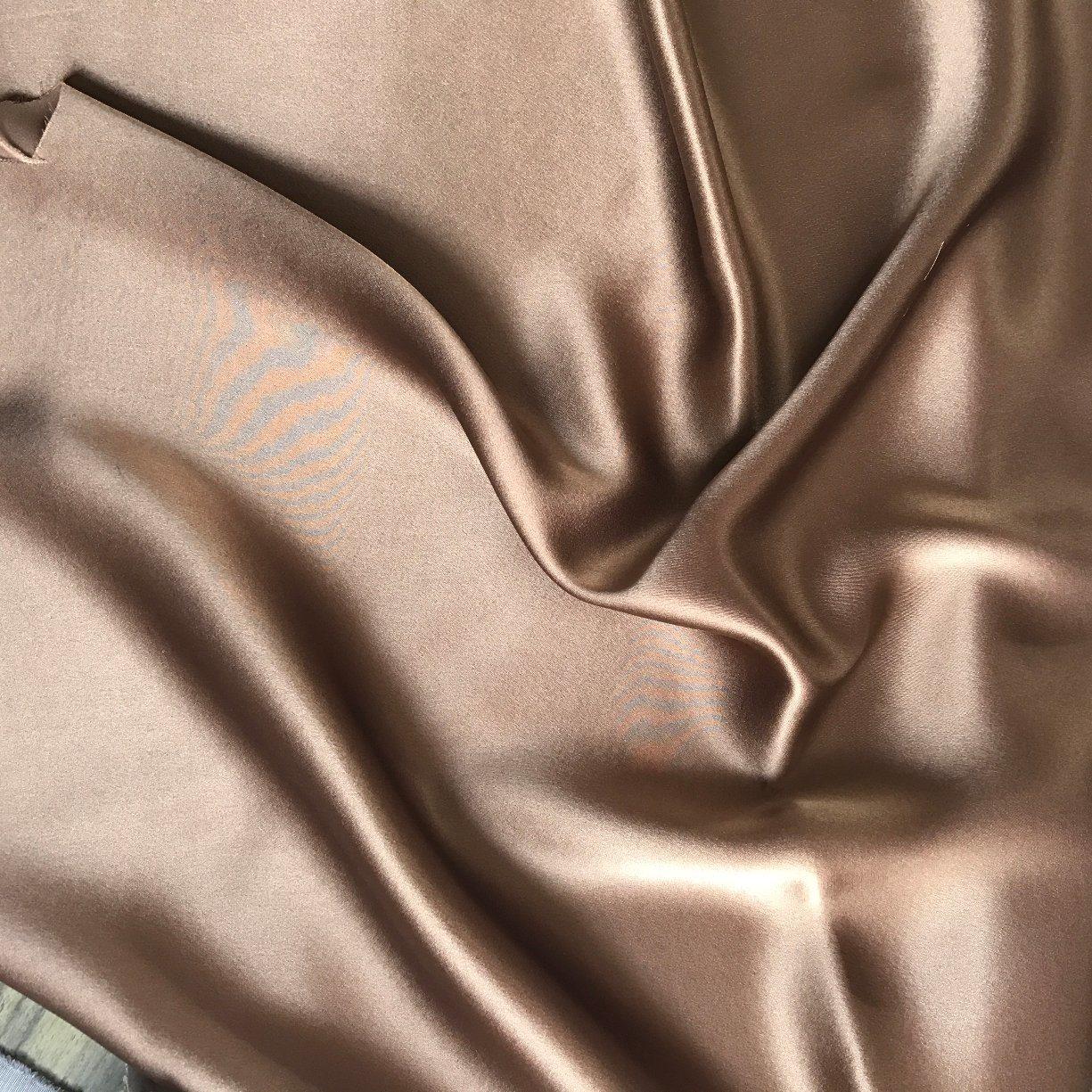New 19mm Silk Satin Fabric, Silk Charmeuse Fabric, Silk Fabric, Silk Stretch Satin Fabric, Silk Stretch Charmeuse Fabric
