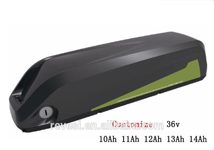 36V 10ah Electric Bike Bluetooth Li Ion Battery
