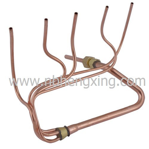China copper header assembly hxwp photos
