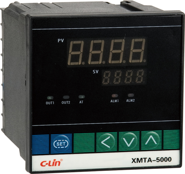 Digital Temperature Controllers Xmta-5000 Series 96X96X112mm