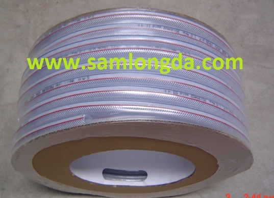 Flexible PVC Reinforced Braid Hose (15*32)
