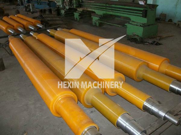 Polyurethane Tension Roller