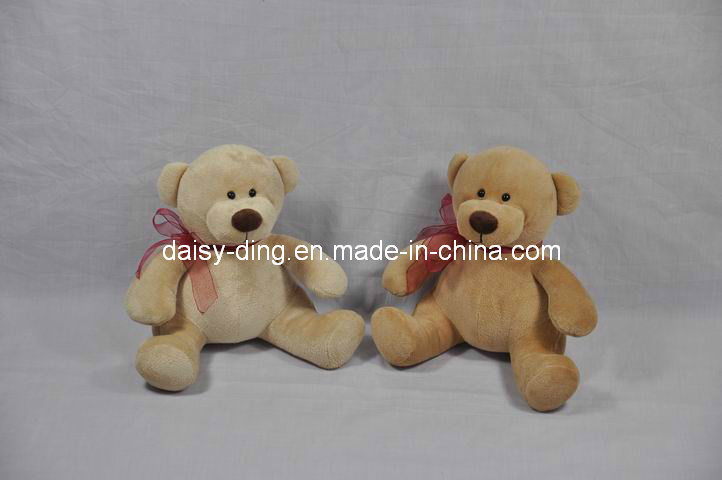Plush Classical Teddy Bear with Soft Material
