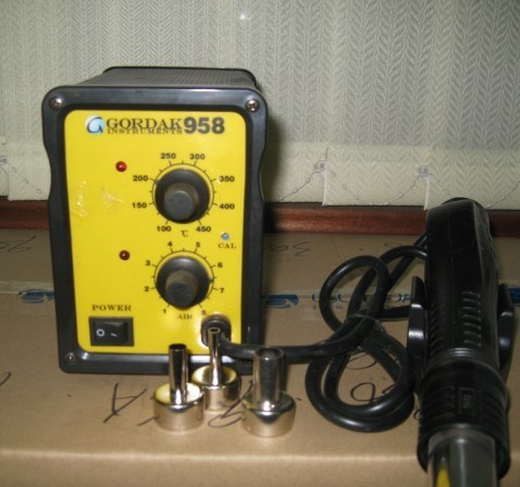 Soldering Station 958 (Whirl Air)