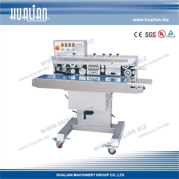 Hualian 2017 Automatic Continuous Sealing Machine (FRM-1120W)