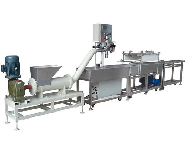 Automatic Putty Filling Machine