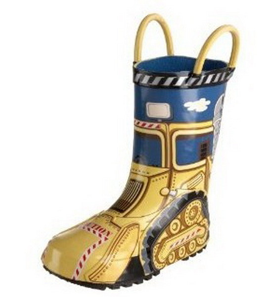 Rubber Children Rain Boots OEM Order Is Available