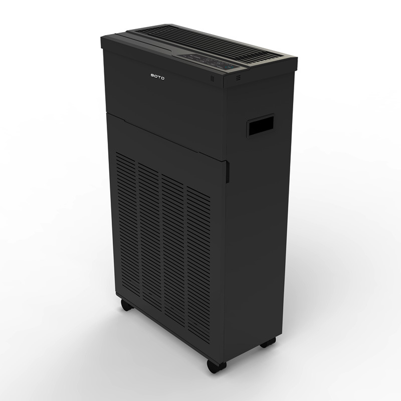 Electronic Air Purifier, UV-Photo Catalytic Air Purification System
