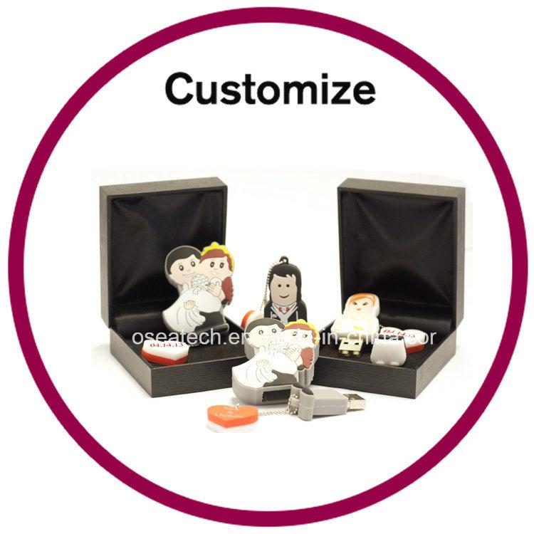 USB Drive Wedding Gift