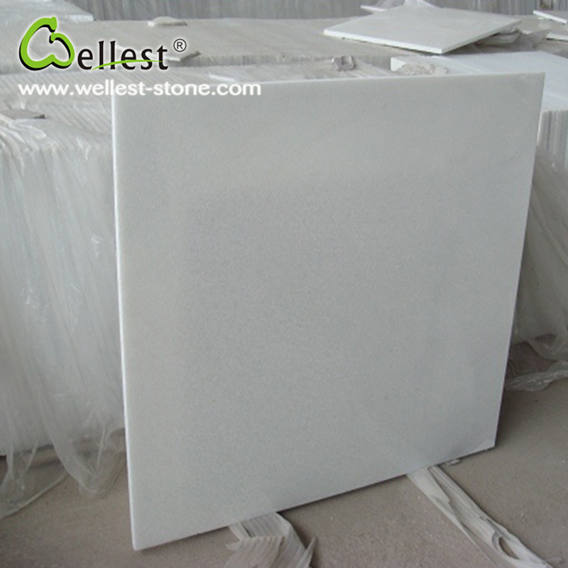 Natural Crystal White Marble Transparent Marble for Floor/Wall/Tile/Cladding Tile