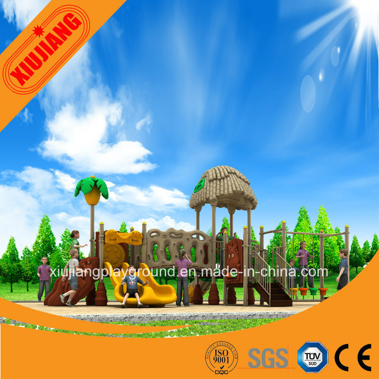 Children Entertainment Outdoor Playground Furniture